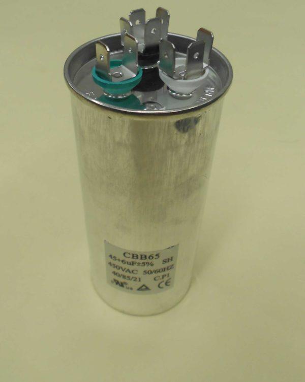6/45 uf Capacitor LG (Model LSZ244T)