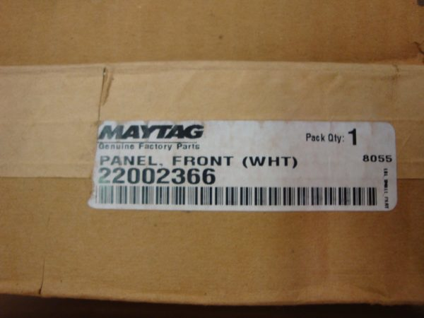 Front Panel LAT9606AGE P/N 22002366